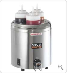 SERVER Signature Touch Topping Dispenser