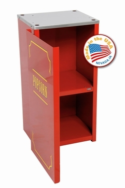 4oz Premium Old Fashion Stand Red