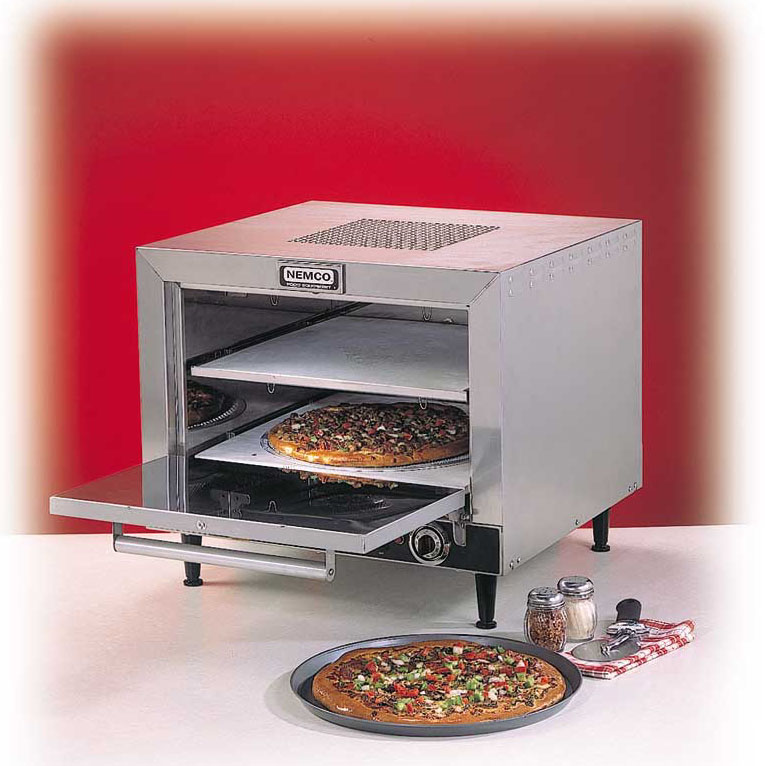 Countertop Pizza Oven with Bell Timer