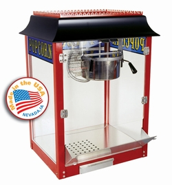 Old Fashion 1911 Popcorn Machine