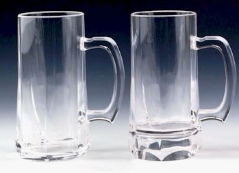 Plastic Beer Mugs & Beer Steins