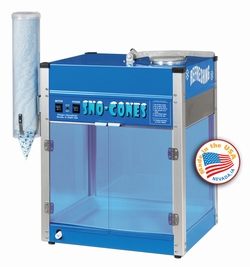 The Blizzard Sno Cone Machine