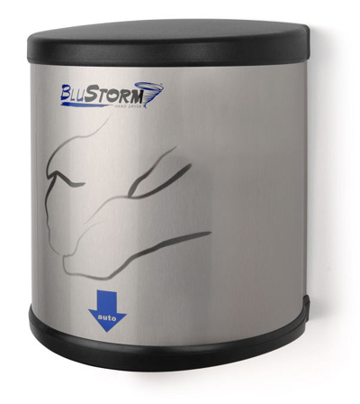 BluStorm High Speed Hand Dyer (110/120V)