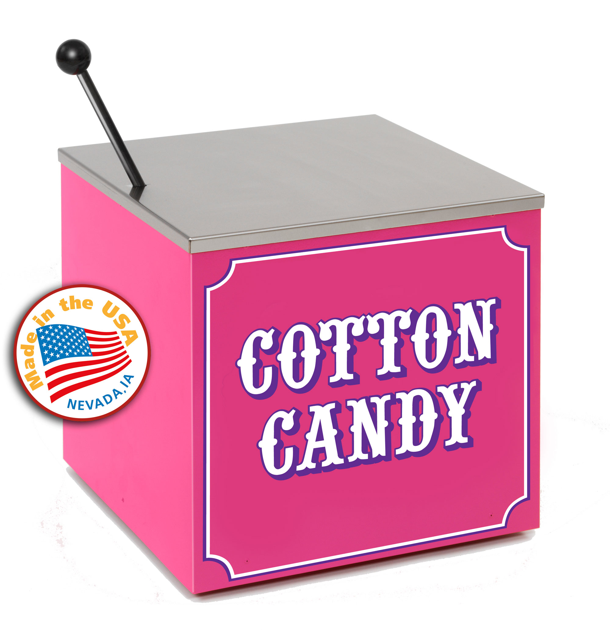 Cotton Candy Machine Stand