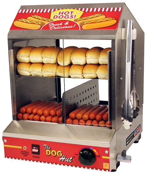 Manufactured Fun Hot Dog Steamer