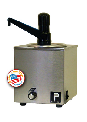 Pro-Style Warmer Dispenser with Pump