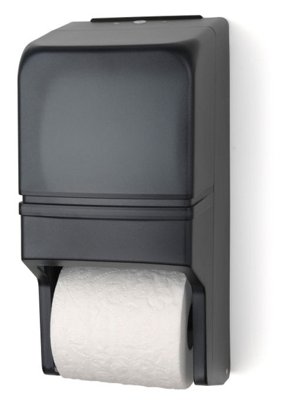 Standard Two Roll Toilet Paper Dispenser