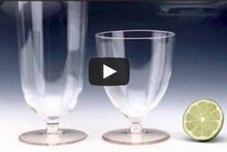 Plastic Drinkware Video